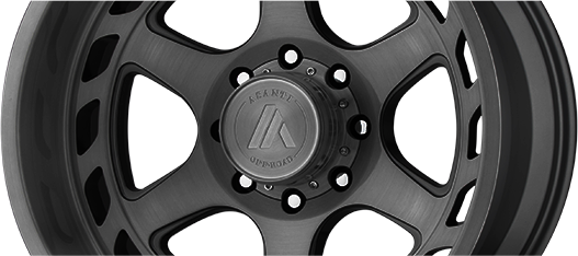 Asanti Wheels - Titanium Series