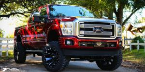 Assault - D546 on Ford F-250 Super Duty