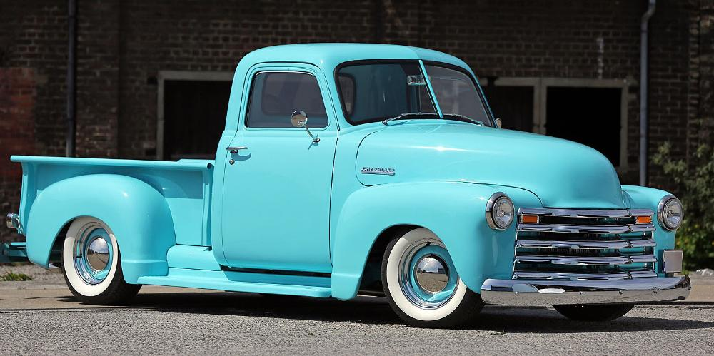 Chevrolet Pickup Smoothie (Series 51)