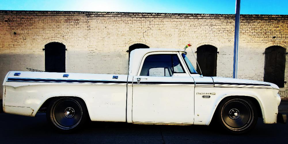 Dodge D100 Rat Rod (Series 69) Extended Sizing