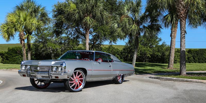 Chevrolet Impala FORGED SERIES Entourage