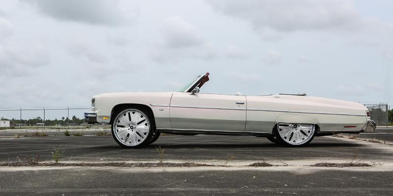 Chevrolet Caprice FORGED SERIES Mondo
