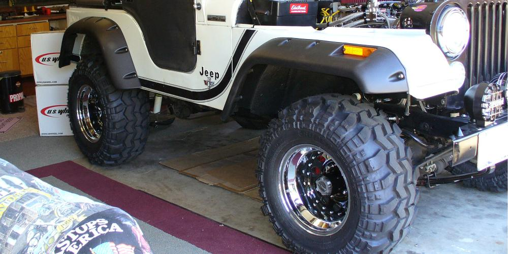 Jeep CJ5 Modular (Series 94)