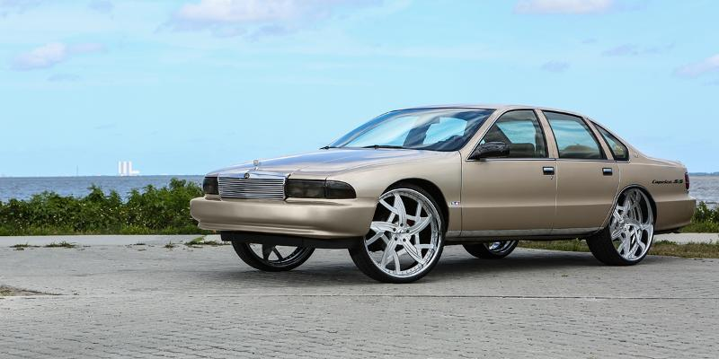 Chevrolet Caprice FORGED SERIES Vincini