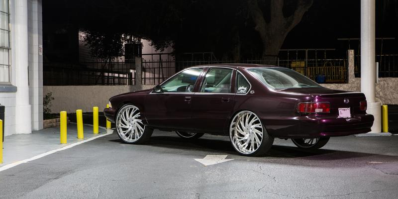 Chevrolet Impala FORGED SERIES Stanza