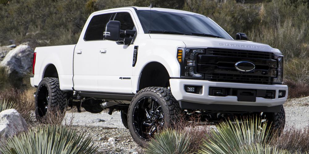 Ford F-250 Super Duty 361 Spyder