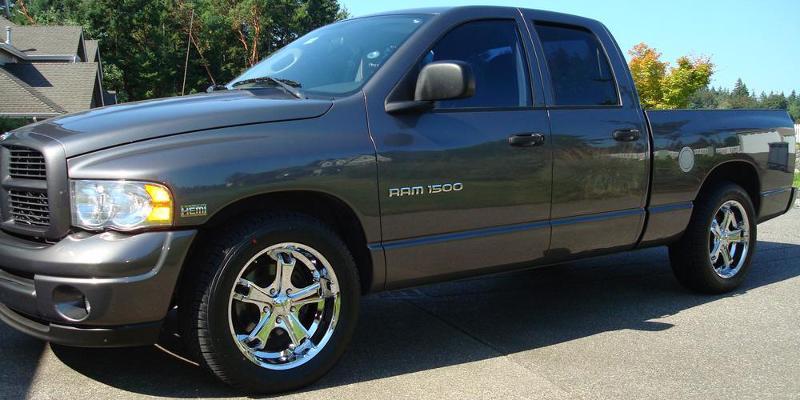 Dodge Ram 1500 - Liquidmetal Wheels Dyno