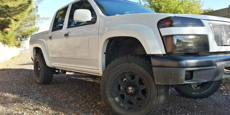 Chevrolet Pickup - American Outlaw Wheels Buckshot (S100)
