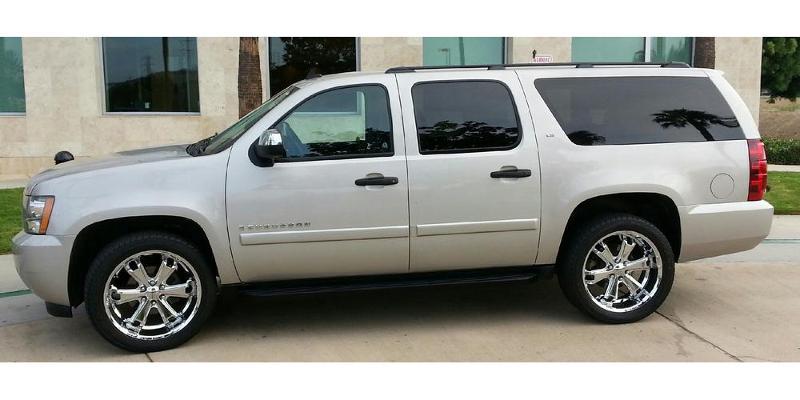 Chevrolet Suburban 1500 - Liquidmetal Wheels Dyno