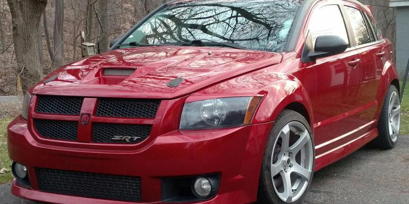 Dodge Caliber - Liquidmetal Wheels Static