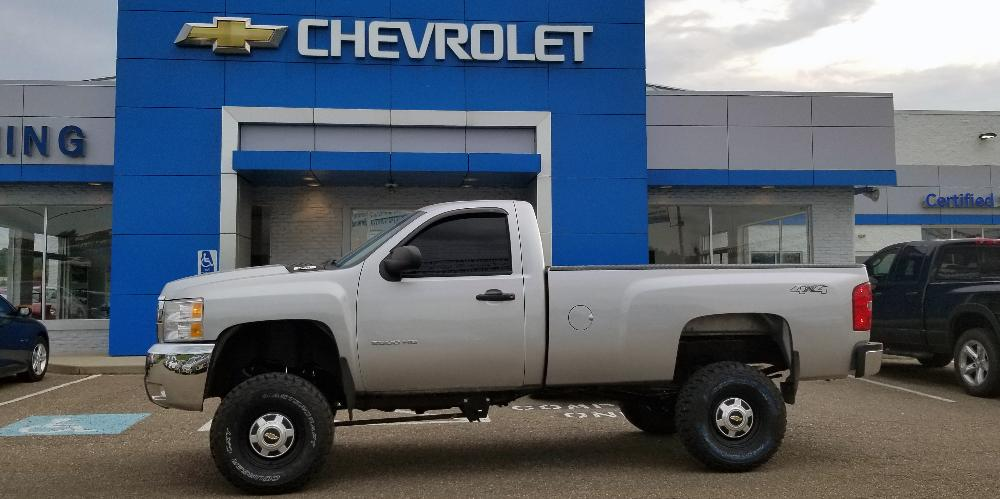 Chevrolet Silverado 2500 HD OE (Series 659)