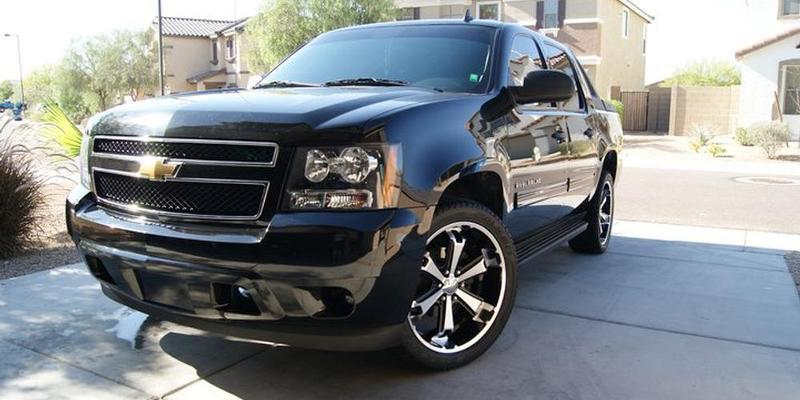 Chevrolet Avalanche 1500 - Liquidmetal Wheels Dyno