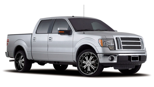 Ford F-150 No8