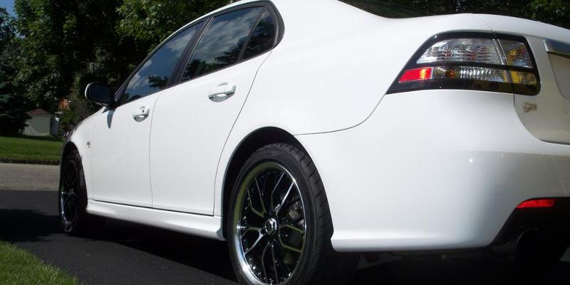 Saab Turbo - Liquidmetal Wheels Wire