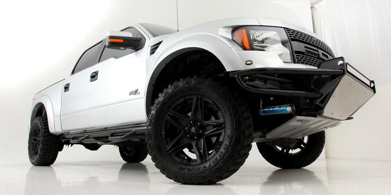 Ford F-150 - American Outlaw Wheels Hollywood (S109)