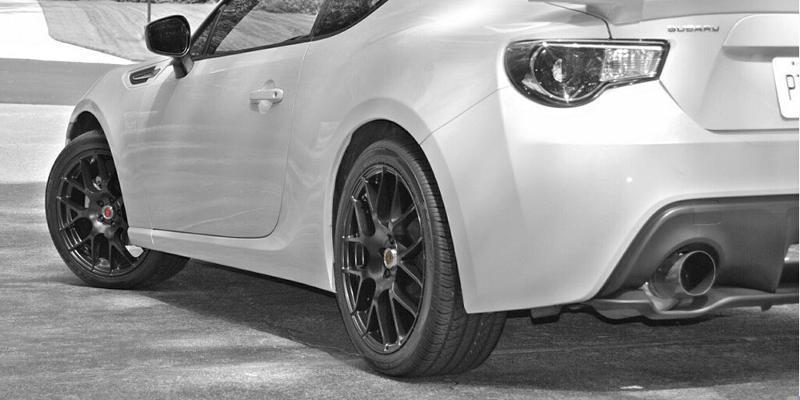 Scion FR-S Revolution Racing R6