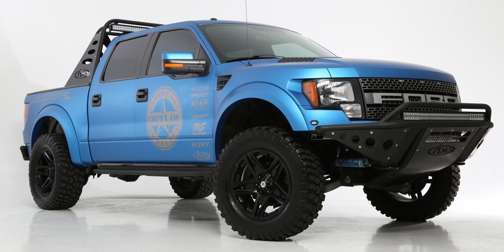 Ford F-150 Raptor - American Outlaw Wheels Hollywood (S109)