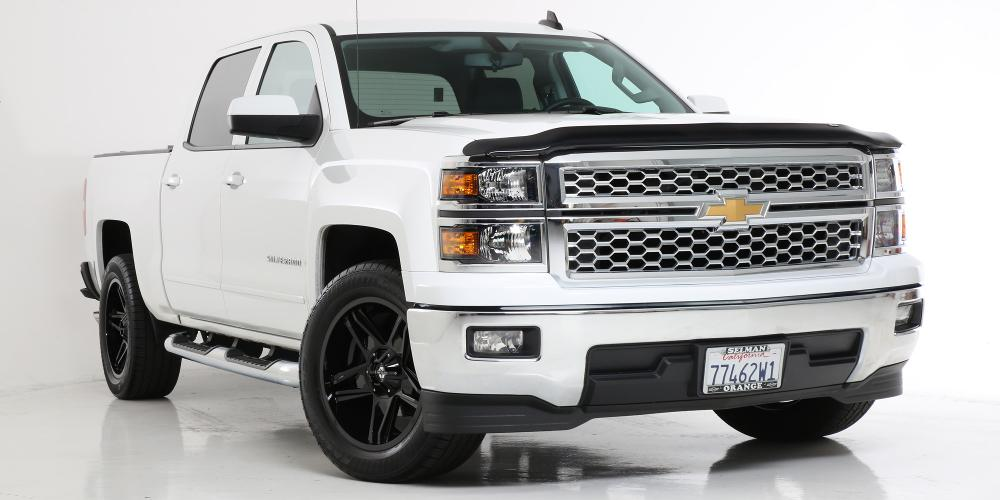 Chevrolet Silverado 1500 - American Outlaw Wheels Lonestar