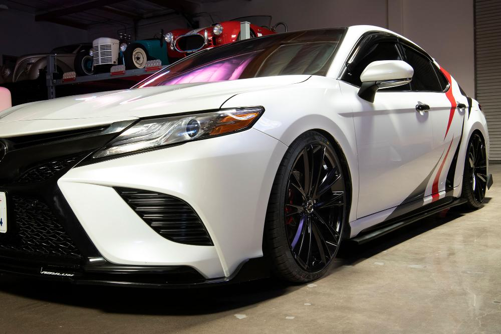 Toyota Camry 458 Prophecy