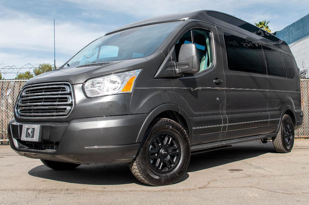 Ford Transit 470 Judgement Van