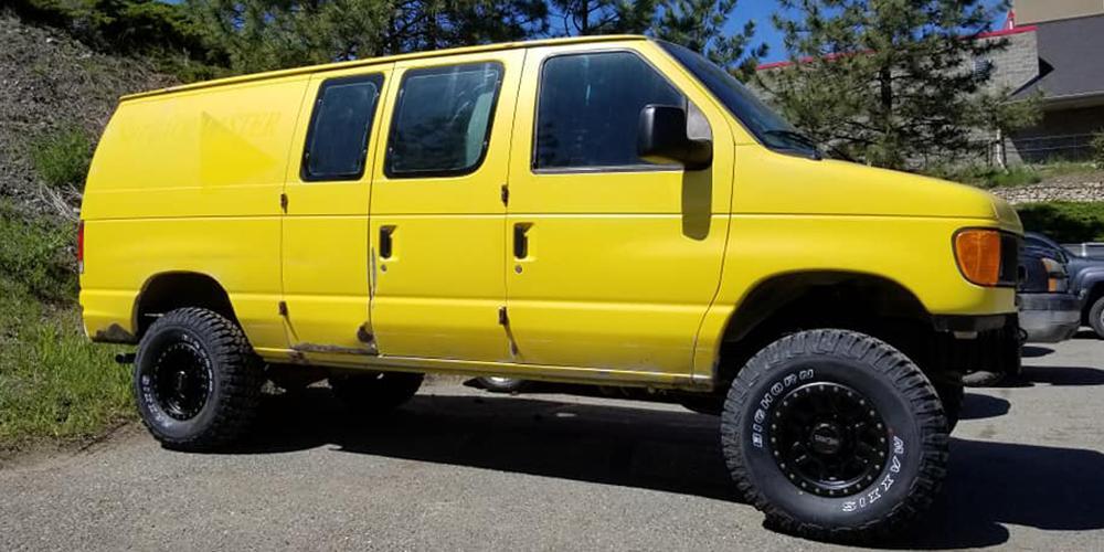 Ford Econoline Van 398 Manx