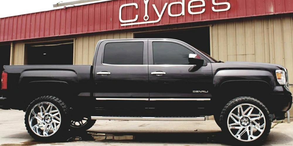 GMC Sierra 1500 361 Spyder