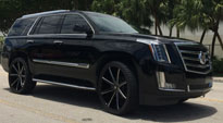 Push - S109 on Cadillac Escalade