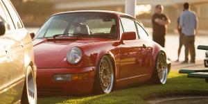 BTH on Porsche 964 Carrera