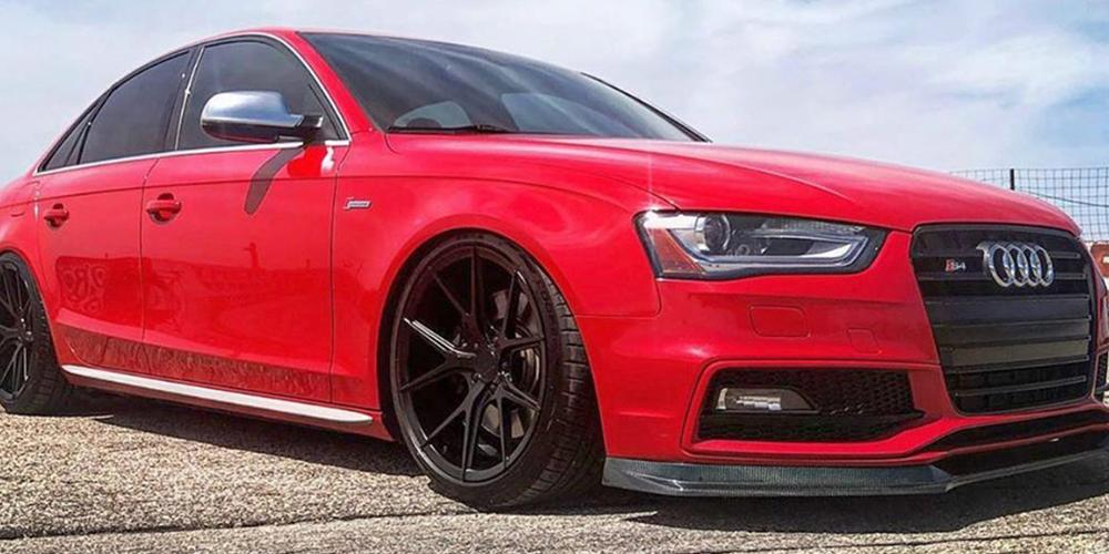 Audi S4 V99 Axis