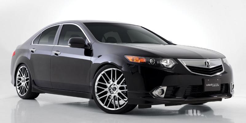Acura TSX - Liquidmetal Wheels S.O.T. (FF60)