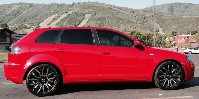 Audi A3 Revolution Racing R6