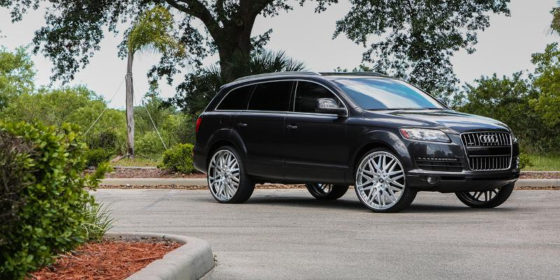 Audi Q7 FORGED SERIES Artista