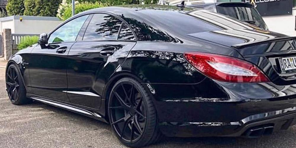 Mercedes-Benz E350 V99 Axis