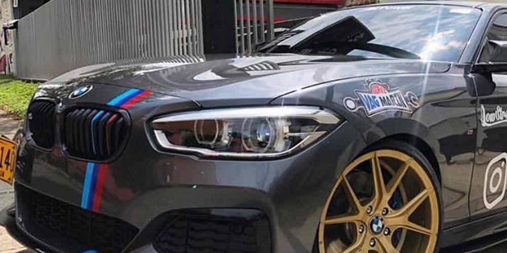 BMW 323i V99 Axis