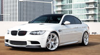 Lucerne on BMW M3