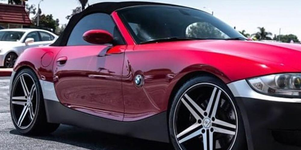 BMW Z4 V39 Parallax