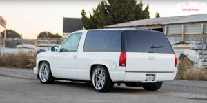 Bullet - U130 on Chevrolet Tahoe