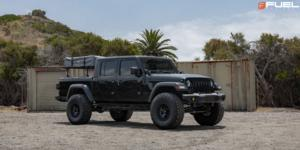 Warp Beadlock - D118 on Jeep Gladiator