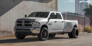 Blitz - D675 on Dodge Ram 2500