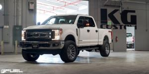 Blitz - D693 on Ford F-250 Super Duty