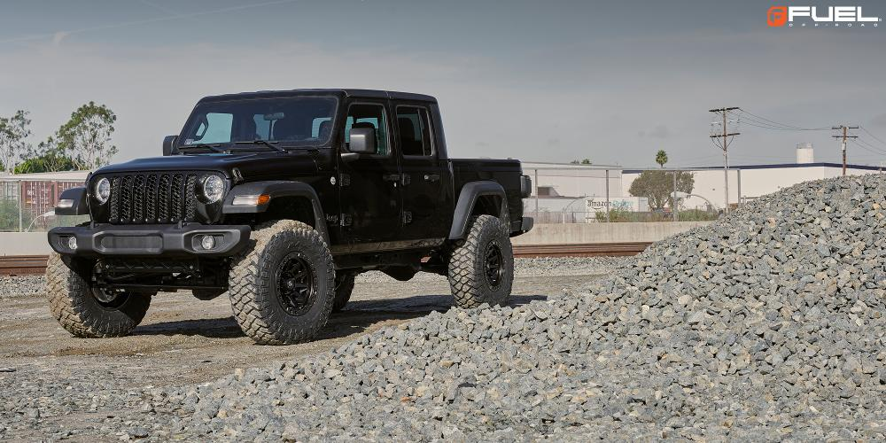 Jeep Gladiator Covert - D694