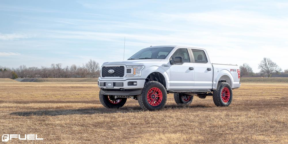 Ford F-150 2019 Styles Heater - D719
