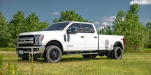 Maverick Dually Front - D538 on Ford F-350 Super Duty