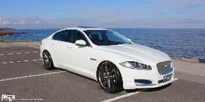Misano - M116 on Jaguar XF