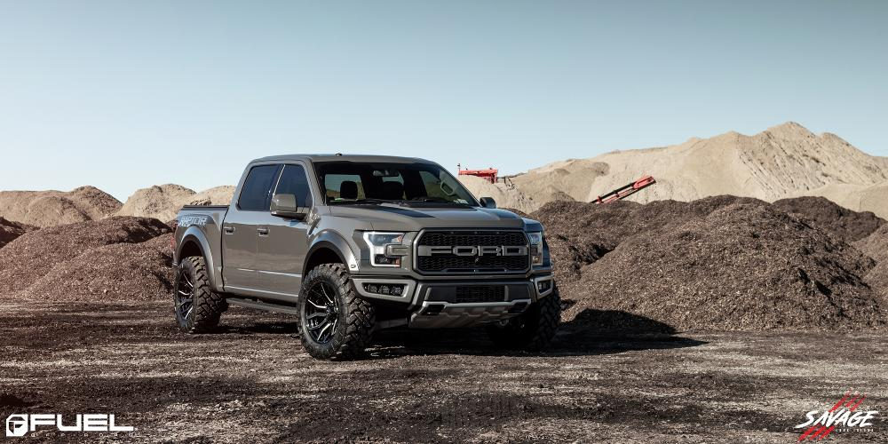 Ford F-150 2019 Styles Rage - D711