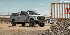 Rebel 6 - D680 on Ford F-250 Super Duty