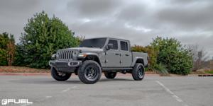 Shok - D664 on Jeep Gladiator
