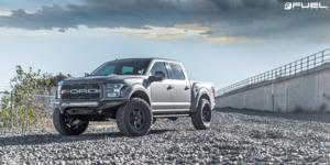 Shok - D664 on Ford F-150 Raptor