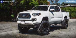 Shok - D664 on Toyota Tacoma