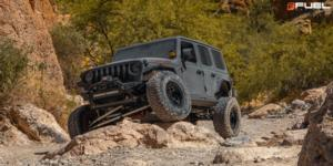 Unit - D120 on Jeep Wrangler